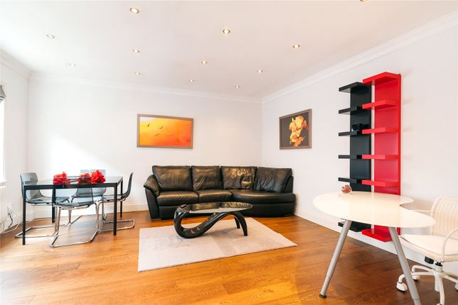 Thumbnail Flat to rent in Morwell Street, Bloomsbury, London
