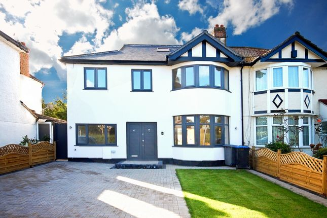 4 bed semi-detached house for sale in Kendal Road, Willesden, London