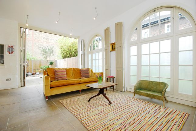 Thumbnail Detached house to rent in Rectory Grove, London