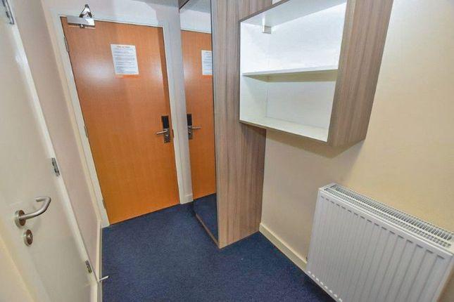 Bedroom Area of Bradshawgate, Bolton BL1