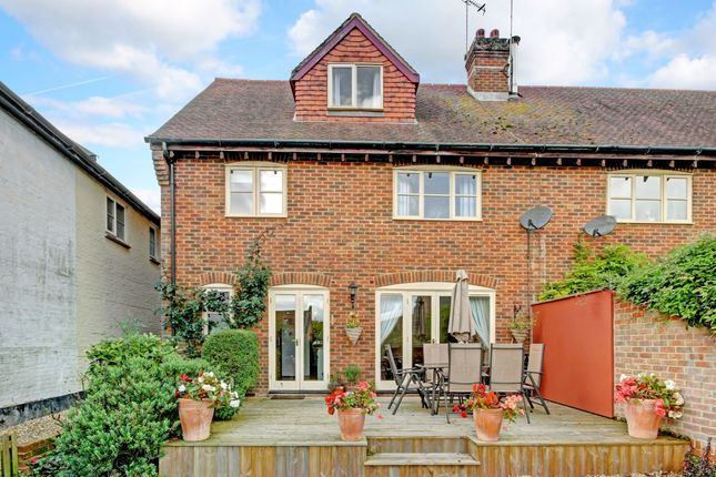 Thumbnail Terraced house to rent in October House, Collingbourne Kingston, Marlborough