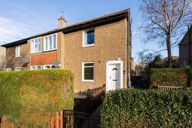 Flat for sale in 82 Broomfield Crescent, Edinburgh