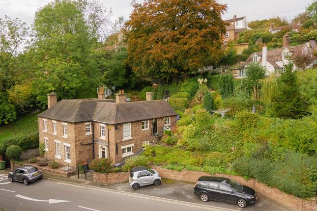 Thumbnail Detached house for sale in Madeley Road, Ironbridge, Telford