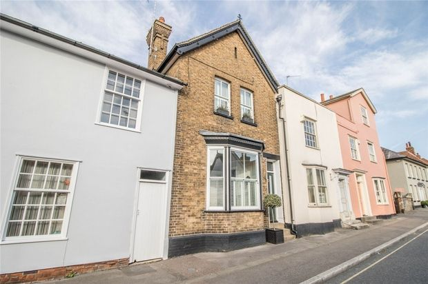 3 bed town house for sale in Stoneham Street, Coggeshall, Colchester