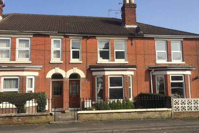 3 bed terraced house for sale in Fishers Road, Totton, Southampton SO40
