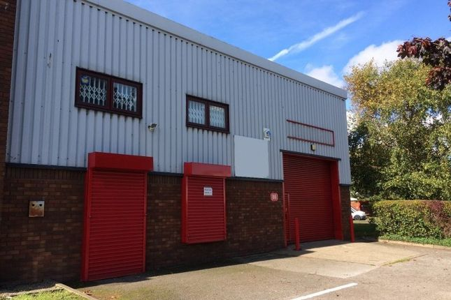 Thumbnail Industrial to let in Unit 86, Portmanmoor Road Industrial Estate, Cardiff