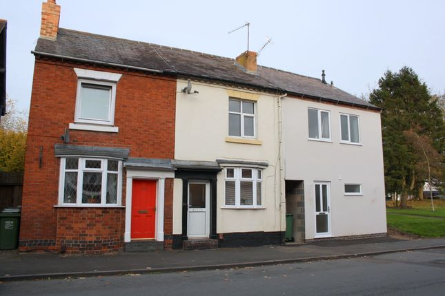 Thumbnail Terraced house to rent in Birchfield Road, Headless Cross, Redditch