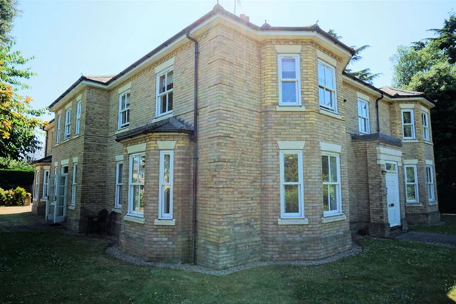 Thumbnail Flat for sale in 16 West Lodge Road, Colchester
