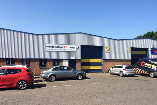 Thumbnail Light industrial to let in Unit 2, Guildhall Industrial Estate, Sandall Stones Road, Kirk Sandall, Doncaster
