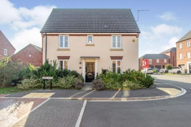 Thumbnail Detached house for sale in Derwent Drive, Doncaster