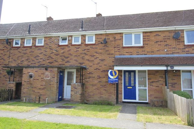 Thumbnail Terraced house for sale in Yew Tree Grove, St. Athan, Barry