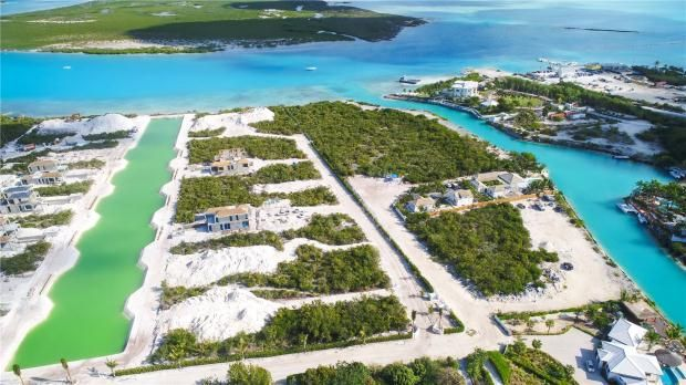 Thumbnail Land for sale in Leeward Gardens Oceanfront Land, Leeward, Provicenciales, Turks And Caicos