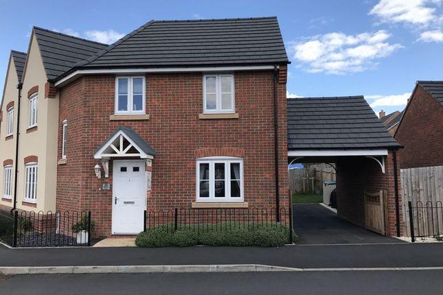 3 bed semi-detached house to rent in Elmwood Road, Arleston, Telford TF1