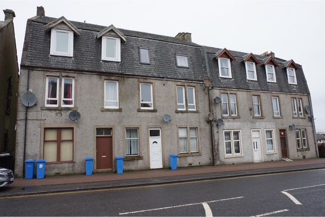 Thumbnail Flat to rent in Station Road, Kelty