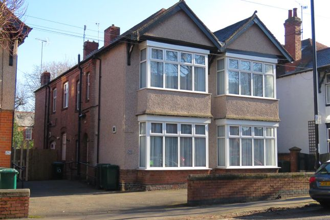 Thumbnail Flat to rent in Earlsdon Avenue South, Earlsdon, Coventry