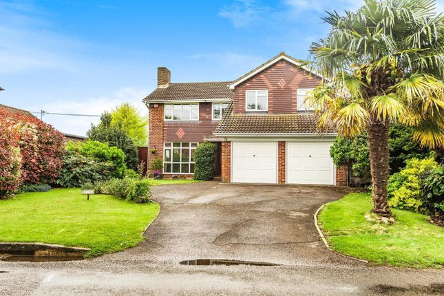 Thumbnail Detached house for sale in St. Peters Road, Northney, Hayling Island