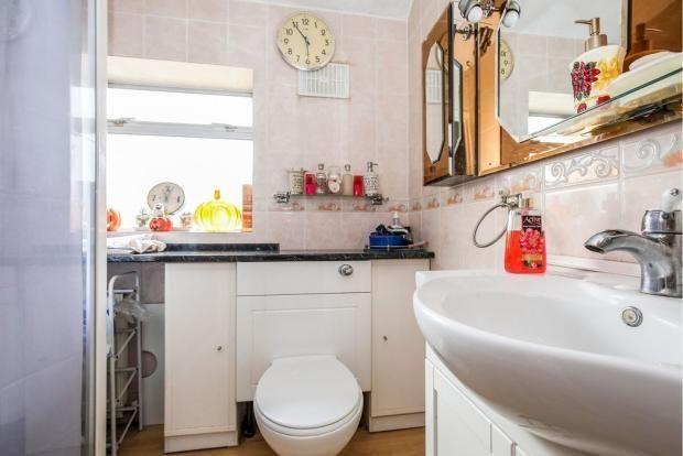 Bathroom of Albert Drive, Woking GU21