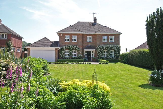 Thumbnail Detached house for sale in Redlands Lane, Ewshot, Farnham, Hampshire