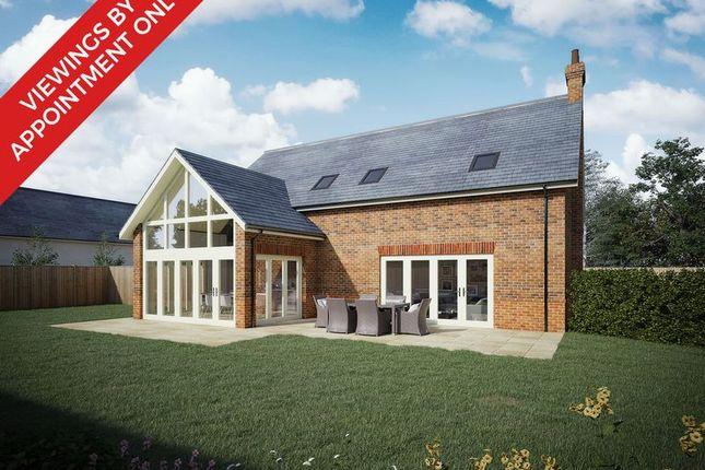 Thumbnail Detached house for sale in Beggarsbush Hill, Benson, Wallingford