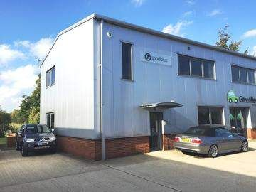 Thumbnail Office for sale in Icknield Way, Icknield Way Industrial Estate, Tring