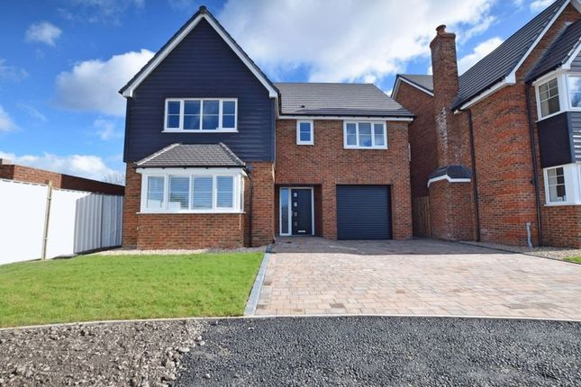 Thumbnail Detached house for sale in Old Crow Hall Lane, Cramlington