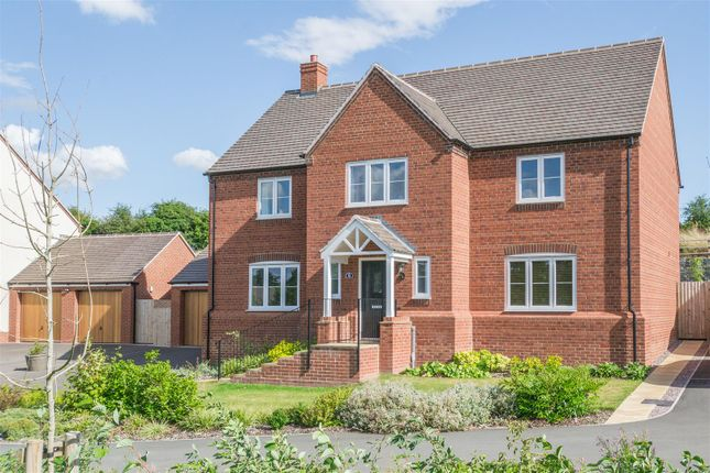 Thumbnail Detached house for sale in Merrylegs Close, Welland, Malvern