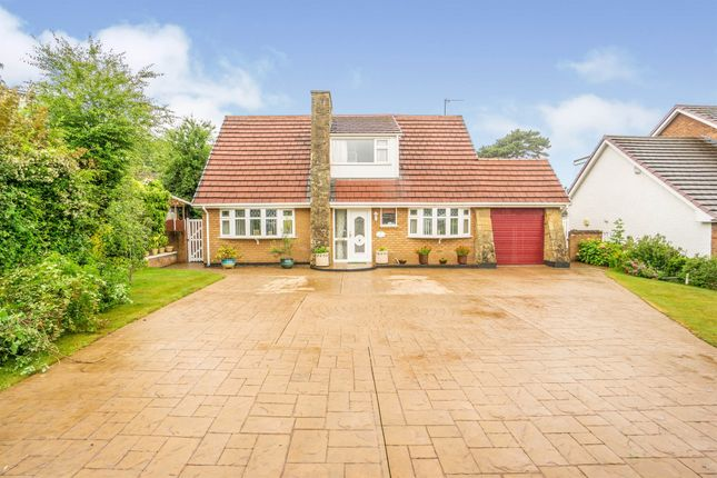 Thumbnail Detached house for sale in Blakeley Court, Raby Mere, Wirral