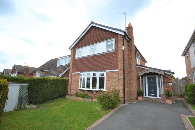 Thumbnail Detached house for sale in Grasmere, Macclesfield