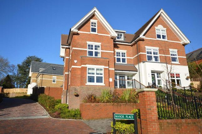 Thumbnail Town house to rent in St. Monicas Road, Kingswood, Tadworth