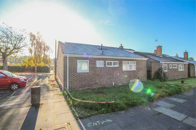 Thumbnail Terraced bungalow for sale in Willowfield, Harlow, Essex