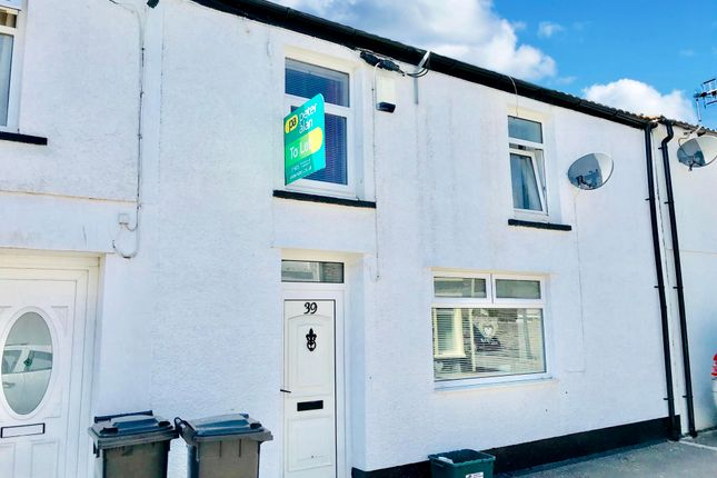Thumbnail Terraced house to rent in Gethin Street, Abercanaid, Merthyr Tydfil