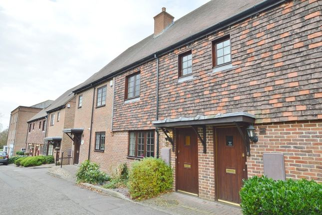 Thumbnail Terraced house for sale in Brenchley Mews, Ashford, Kent