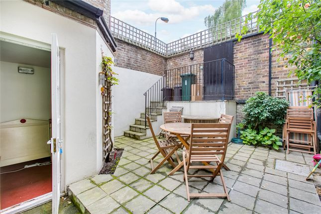 Garden of Chesson Road, Fulham, London W14