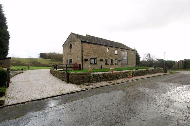 Thumbnail Barn conversion for sale in Pimbo Lane, Upholland