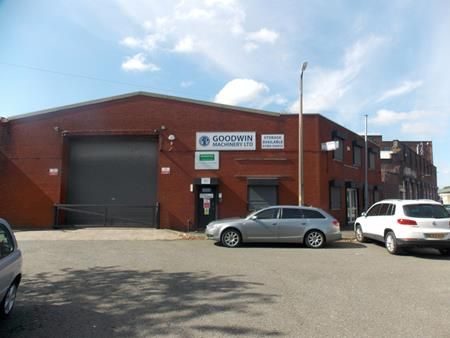 Thumbnail Warehouse for sale in 3, Mule Street, Bolton