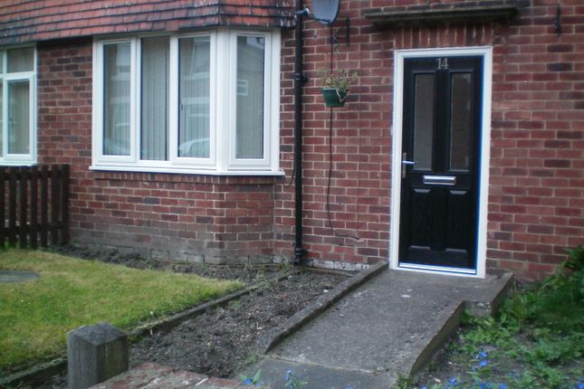 Thumbnail Flat to rent in Hutton Street, Gosforth