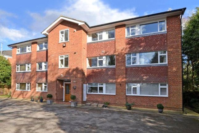 Thumbnail Flat to rent in Fairmead Court, Gordon Crescent, Camberley