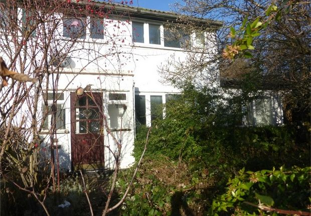 Thumbnail Semi-detached house for sale in Hartham Close, Isleworth, Middlesex