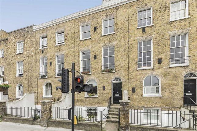 Thumbnail Flat to rent in Harleyford Road, London