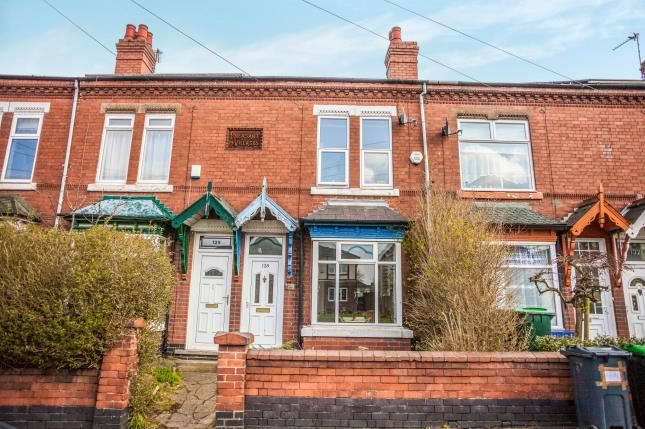 Thumbnail Terraced house for sale in Pottery Road, Oldbury, Birmingham, West Midlands