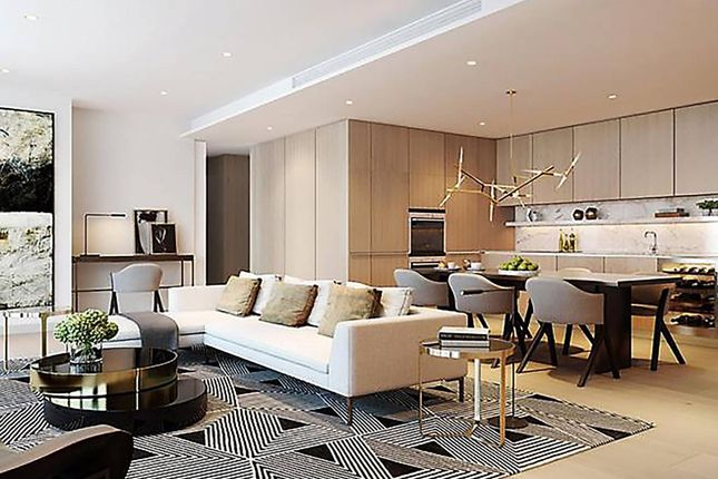 Thumbnail Flat for sale in Park Drive, Canary Wharf, London