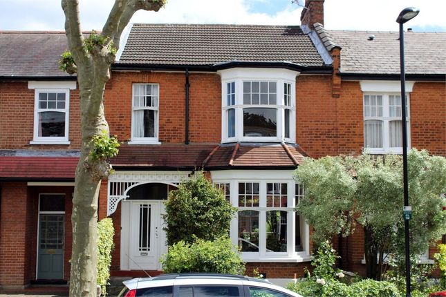 Thumbnail Terraced house for sale in Collingwood Avenue, Muswell Hill, London