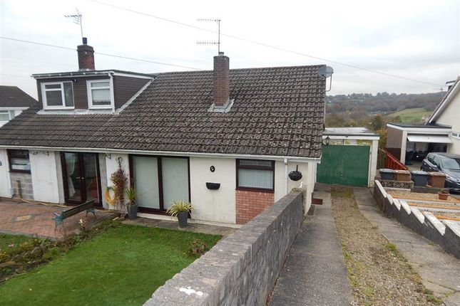 Thumbnail Bungalow to rent in Vancouver Drive, Penmaen, Blackwood