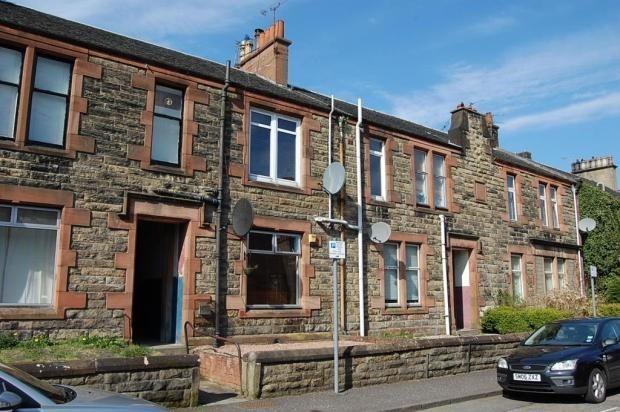 Flat to rent in Oswald Street, Falkirk