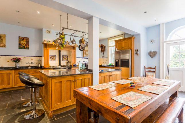 Thumbnail Detached house for sale in Warrant Road, Stoke On Tern, Market Drayton