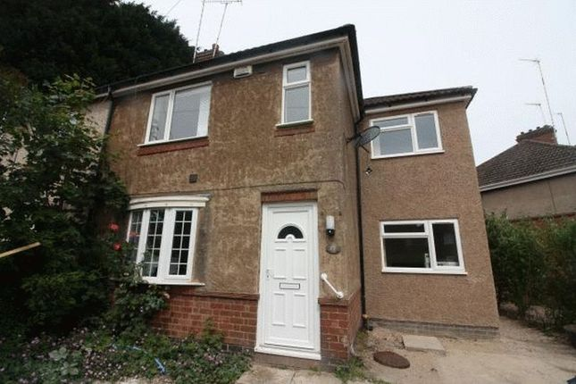 Thumbnail Semi-detached house for sale in Gerard Avenue, Coventry