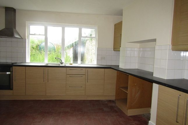 Kitchen of High Street, Abergwili, Carmarthen, Carmarthenshire. SA31