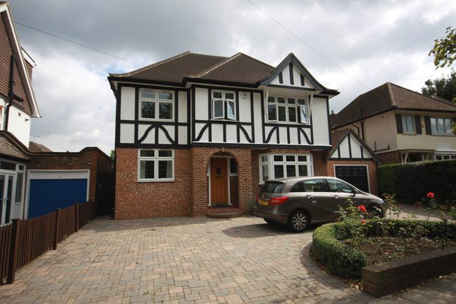 Thumbnail Detached house for sale in Husseywell Crescent, Hayes, Bromley