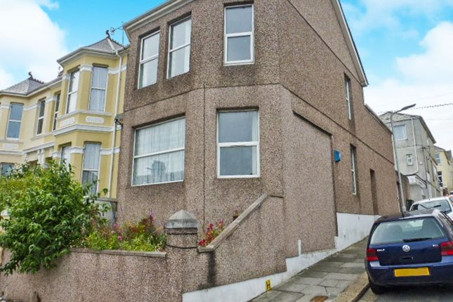 End terrace house for sale in Beaumont Road, St. Judes, Plymouth
