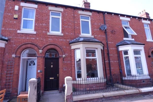 Thumbnail Terraced house to rent in Petteril Street, Carlisle